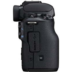 EOS M50 + EF-M 15-45 MM nero