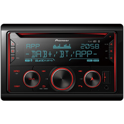 Pioneer - FH-S820DAB