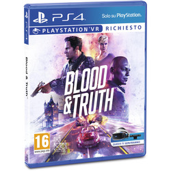 Sony - PS4 BLOOD & TRUTH