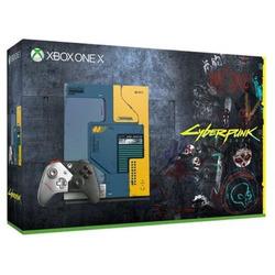 Microsoft - XBOX ONE X CYBERPUNK 2077 FMP-00251
