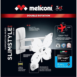 Meliconi - SLIMSTYLE PLUS 200 SDR 480984