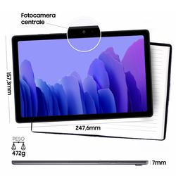 GALAXY TAB A7 WI-FI SM-T500 grigio