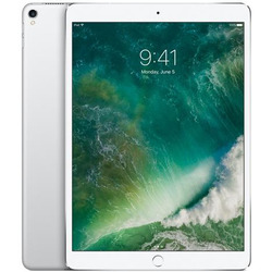 Apple - IPAD PRO WI-FI + CELLULAR 256GB 10.5 MPHH2TY/A silver