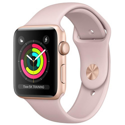 Apple - WATCH S3 38MM oro