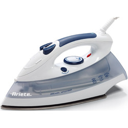 Ariete - STEAM IRON 6214 bianco-blu