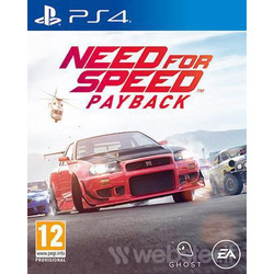 Electronic Arts - PS4 NEED FOR SPEED PAYBACK1034572