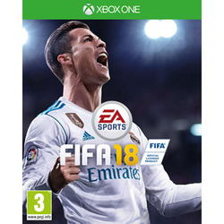 Electronic Arts - XBOX ONE FIFA 18 1034499