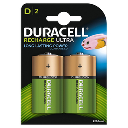 DURACELL - DURACELL RICARIC.TORCIA D