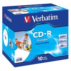 Verbatim - Cd-R 80Min