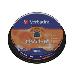 Verbatim - DVD-R 4.7GB