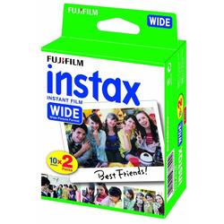 FUJI - INSTAX WIDE COLOR 10X2PK