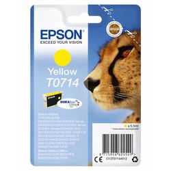 Epson - T071 GHEPARDO GIALLO T0714