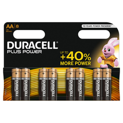 DURACELL - DURACELL PLUS POWER STILO B8