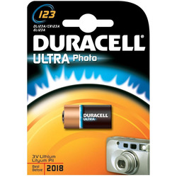 DURACELL - 123