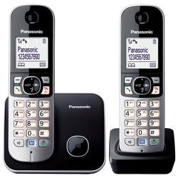 Panasonic - KX-TG6812JTB nero