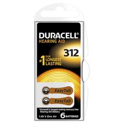 DURACELL - DURACELL EASY TAB 312 MARRONE