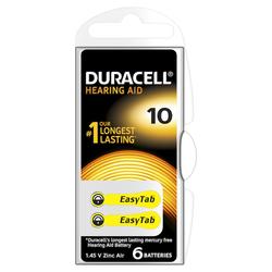 DURACELL - DURACELL EASY TAB 10 GIALLO