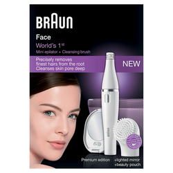 Braun - FACE830 bianco