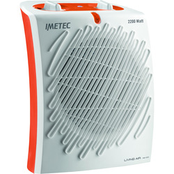 Imetec - LIVING AIR M2-100 4904 bianco-arancione