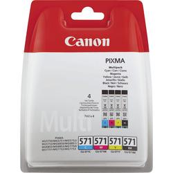 Canon - CLI571BKCMY