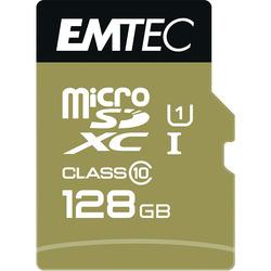 Emtec - SDHC Class 10 128GB + Adattatore
