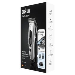 Braun - HC5090 acciaio-nero