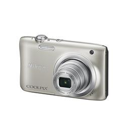 Nikon - COOLPIX A100 silver