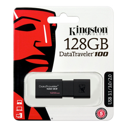 Kingston - DT100G3/128GB