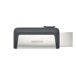 SanDisk - USB DUAL DRIVE ULTRA TYPE C 16GB