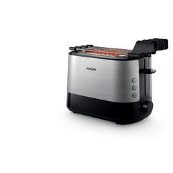 Philips - VIVA COLLECTION HD2639/90 acciaio-nero