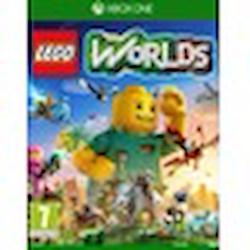 Warner Bros - Warner Bros xbox one Lego Worlds