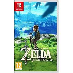 Nintendo - THE LEGEND OF ZELDA BREATH OF THE WILD2520049