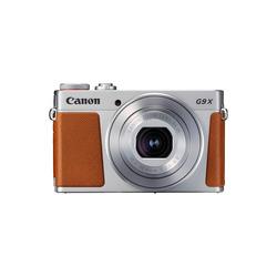 Canon - POWERSHOT G9 X MARKII SIL