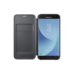 Samsung - WALLET COVER BLACK GALAXY J7 (2017)