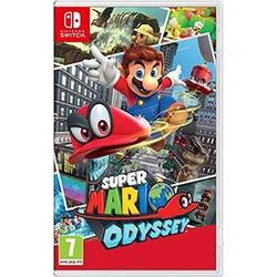 Nintendo - SWITCH SUPER MARIO ODYSSEY2521249