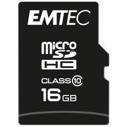 Emtec - Micro SDHC 16GB