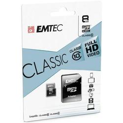 Emtec - SDHC Class 10 8GB