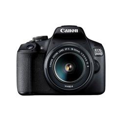 Canon - EOS 2000D + EF-S 18-55 MM IS II