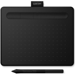 WACOM - INTUOS SMALL BLUETOOTH BLACK