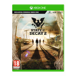 Microsoft - XBOX ONE STATE OF DECAY 2 5DR00016