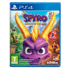 ACTIVISION - SPYRO TRILOGY REIGNITED PS4 IT