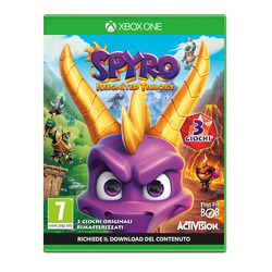 ACTIVISION - XBOX ONE SPYRO TRILOGY REIGNITED 88242IT