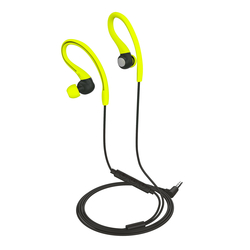 Celly - UP700ACTLG AURICOLARI STEREO 3.5MM ACTIVE RC VERDI