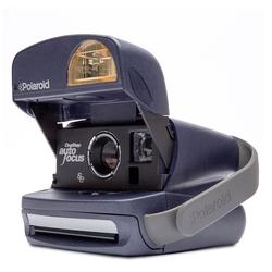 "Polaroid - 600 CAMERA ""ROUND"""