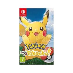 Nintendo - Pokemon: Let's Go, Pikachu!