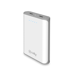 Celly - PBD10000WH - POWERBANK DAILY 10000MAH