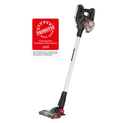 Hoover - H-FREE HF18RXL 011 nero-rosso