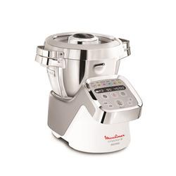 Moulinex - COMPANION XL HF807E20 bianco-grigio