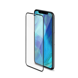 Celly - 3DGLASS999BK - 3D GLASS PER IPHONE XS MAX
