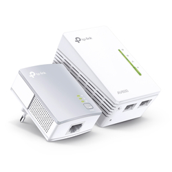 TP-LINK - TL-WPA4221 KIT - KIT POWERLINE EXTENDER AV600 CON
